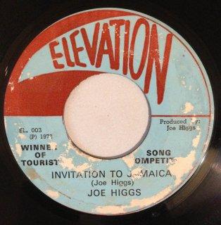 JOE HIGGS - INVITATION TO JAMAICA