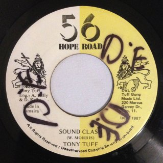 TONY TUFF - SOUND CLASH
