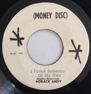 HORACE ANDY - I FOUND SOMEONE OF MY OWN