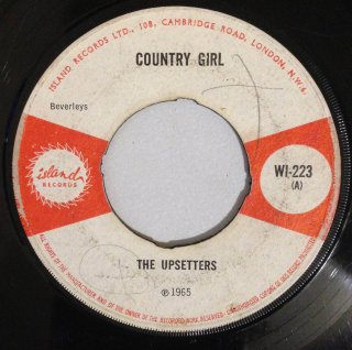 UPSETTERS - COUNTRY GIRL