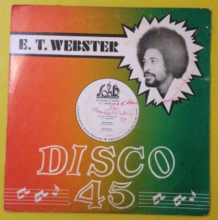 E.T WEBSTER - MY MUSIC