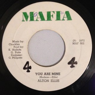 ALTON ELLIS - YOU ARE MINE