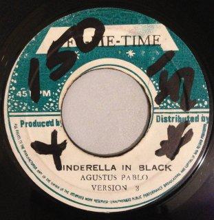 AUGUSTUS PABLO - CINDERELLA IN BLACK