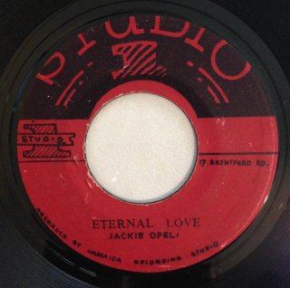JACKIE OPEL - ETERNAL LOVE