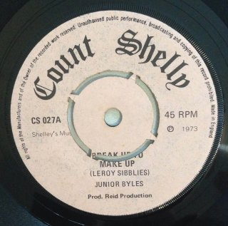 LEROY SIBBLES - BREAK UP TO MAKE UP
