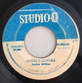 JACKIE MITTOO - WIVES & LOVERS