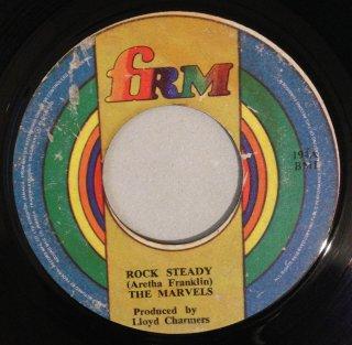 MARVELS - ROCK STEADY