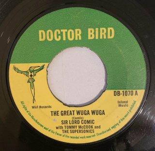 SIR LORD COMIC - THE GREAT WUGA WUGA