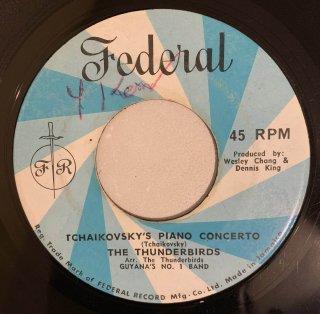 THUNDERBIRDS - TCHAIKOVSKY'S PIANO CONCERTO