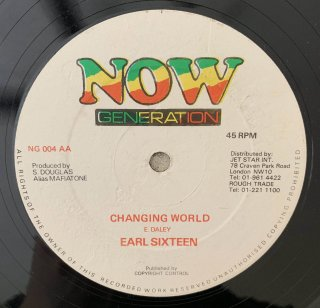 EARL SIXTEEN - CHANGING WORLD
