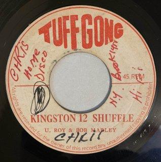 BOB MARLEY & U ROY - KINGSTON 12 SHUFFLE