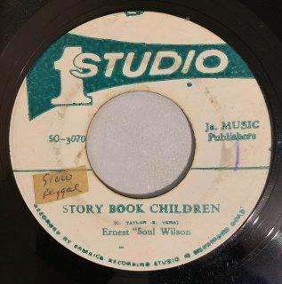 ERNEST WILSON - STORY BOOK CHILDREN