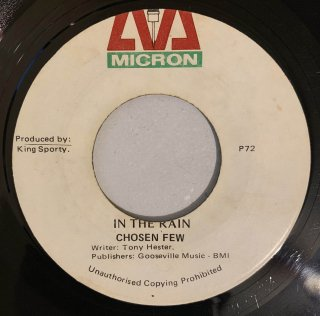 CHOSEN FEW - IN THE RAIN