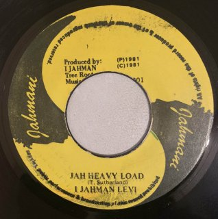 IJAHMAN LEVI - JAH HEAVY LOAD