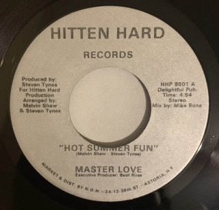 MASTER LOVE - HOT SUMMER FUN