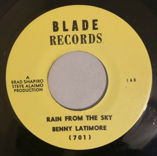 BENNY LATIMORE - RAIN FROM THE SKY