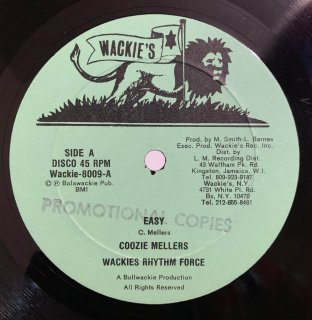 COOZIE MELLERS - EASY