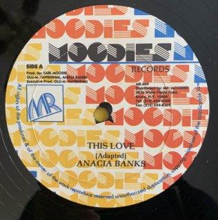 ANACIA BANKS - THIS LOVE