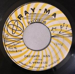 R.WEBB & LIZ - DREAMER MAN