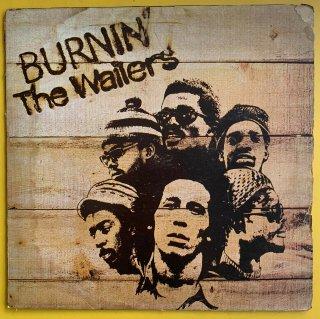 BOB MARLEY & WAILERS - BURNIN