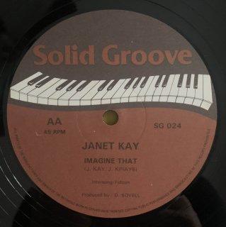 JANET KAY -  IMGINE THAT