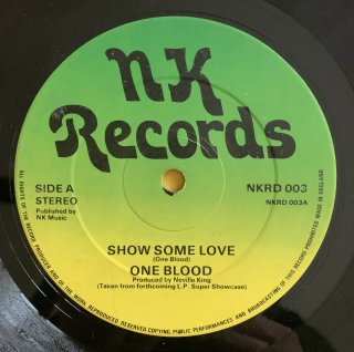 ONE BLOOD - SHOW SOME LOVE
