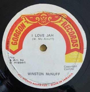 WINSTON MCNUFF - I LOVE JAH