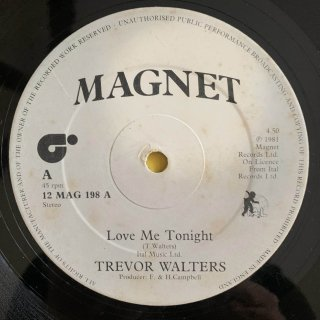 TREVOR WALTERS - LOVE ME TONIGHT