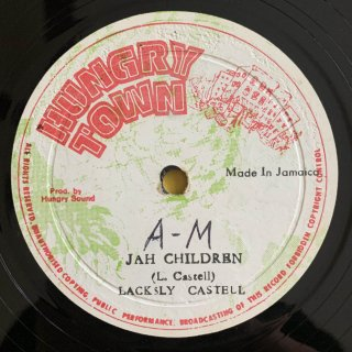 LACKSLY CASTELL - JAH CHILDREN