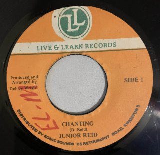 JUNIOR REID - CHANTING