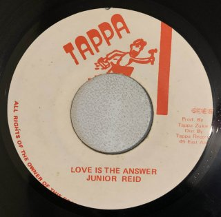 JUNIOR REID - LOVE IS THE ANSWER