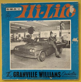 GRANVILLE WILLIAMS - HI-LIFE