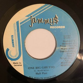HALF PINT - ONE BIG GHETTO