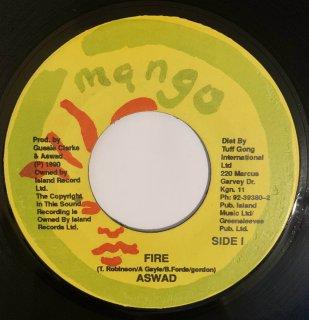 ASWAD & SHABBA - FIRE