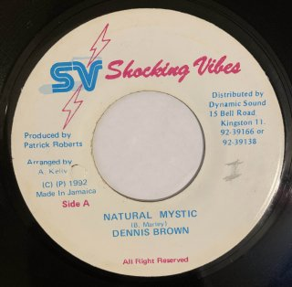 DENNIS BROWN - NATURAL MYSTIC