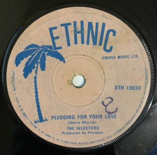 SELECTORS - PLEDGING FOR YOUR LOVE
