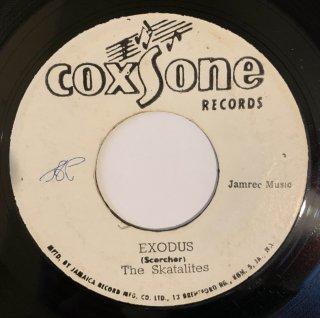 SKATALITES - EXODUS