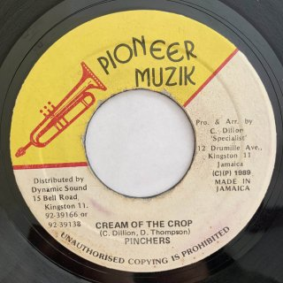 PINCHERS - CREAM OF THE CROP