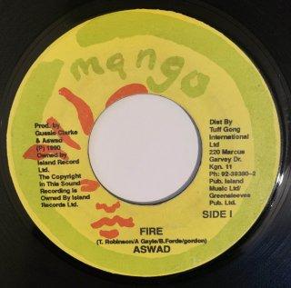 ASWAD & SHABBA RANKS - FIRE