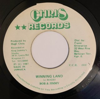 BOB & JIMMY - WINNING LAND