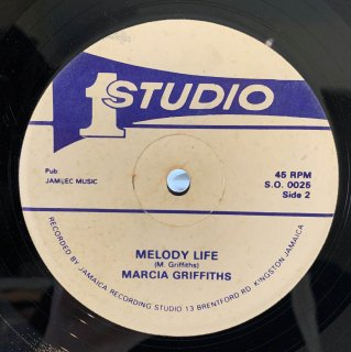 MARCIA GRIFFITHS - MELODY LIFE