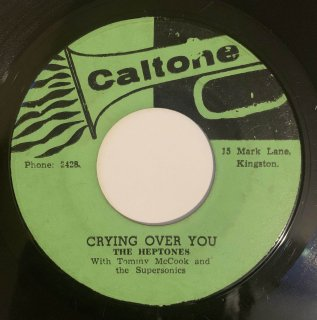 HEPTONES - CRYING OVER YOU