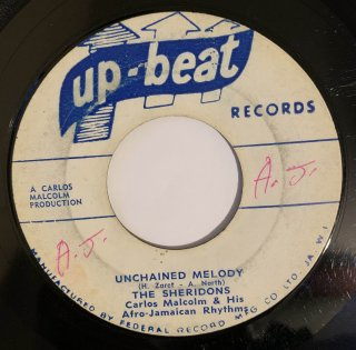 SHERIDONS - UNCHAINED MELODY