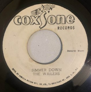 WAILERS - SIMMER DOWN