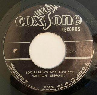 WINSTON STEWART - I DONT KNOW WHY I LOVE YOU