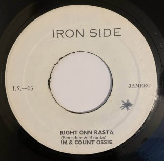 IM & COUNT OSSIE - RIGHT OWN RASTA