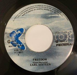 EARL SIXTEEN - FREEDOM