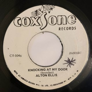 ALTON ELLIS - KNOCKING AT MY DOOR