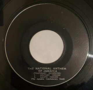 THE JAMAICA NATIONAL ANTHEM - THE JAMAICA NATIONAL ANTHEM inst