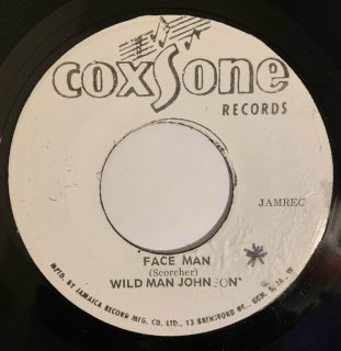 WILD MAN JOHNSON - FACE MAN